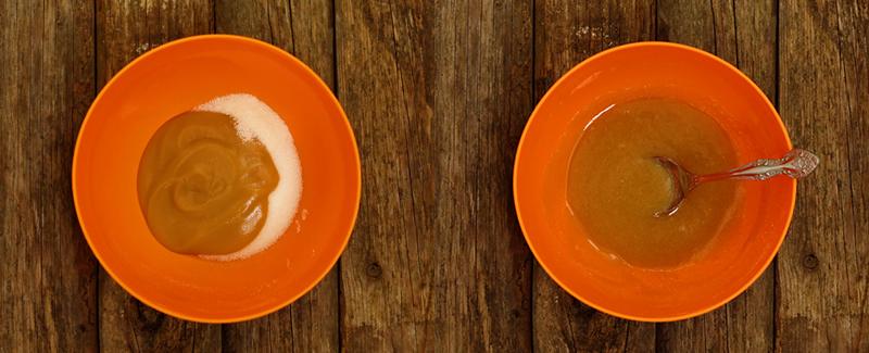 Домашний зефир - пошаговый рецепт с фото #4.