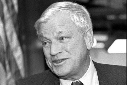 Меллон Скейф, миллиардер, спонсировавший Никсона и Рейгана, скончался