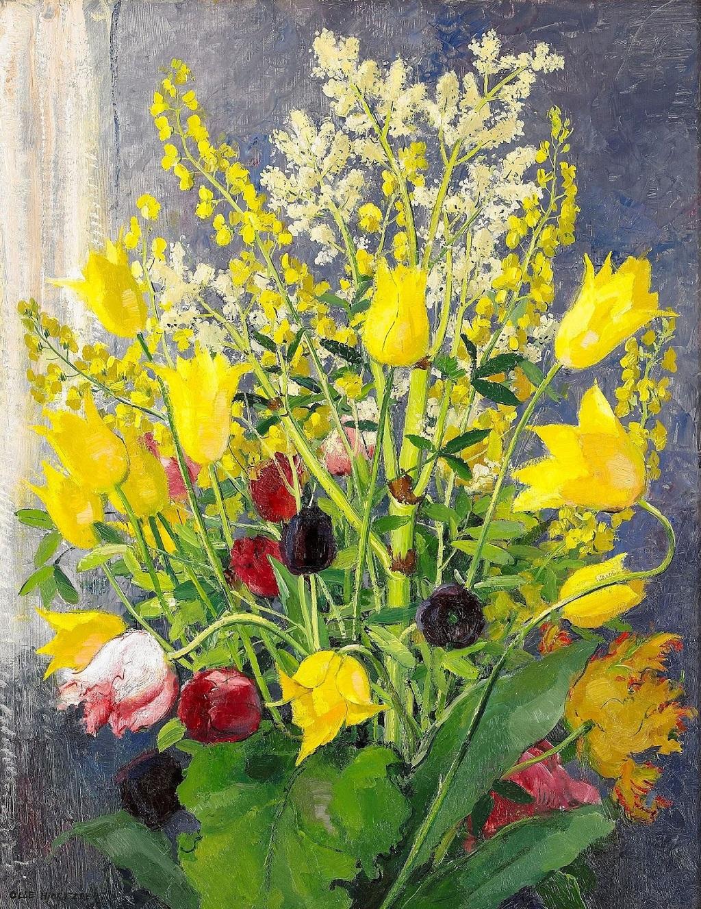 15 -1947_Натюрморт с тюльпанами_92 x 73_д.,м._Частное собрание.jpg