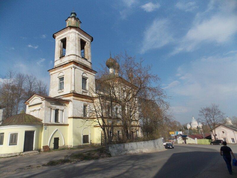 Церковь Георгия Победоносца в Торжке