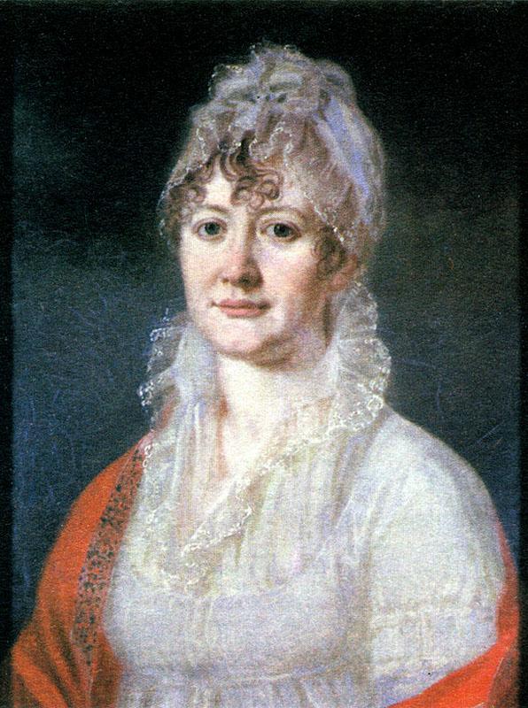 Елизавета Алексеевна Арсеньева (1773—1845 гг.), бабушка М. Ю. Лермонтова НХ.jpg