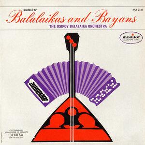 Balalaikas And Bayans (1969) [Monitor Records, MCS 2129]