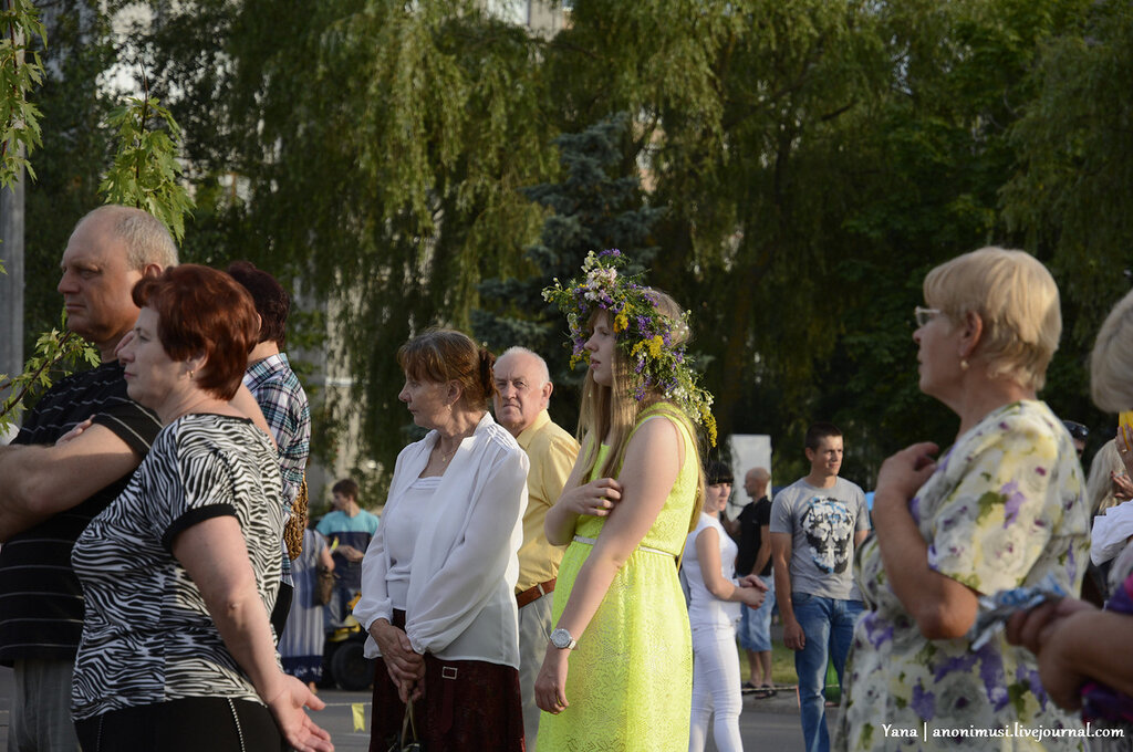 Праздник Ивана Купалы в Гомеле
