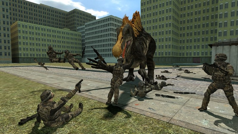 Самый большой динозавр хищник оказался мутантом