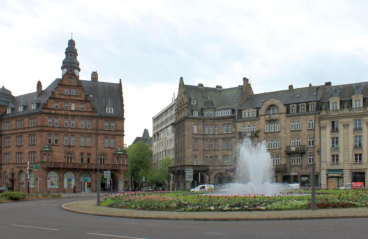 Place Raymond-Mondon, Metz