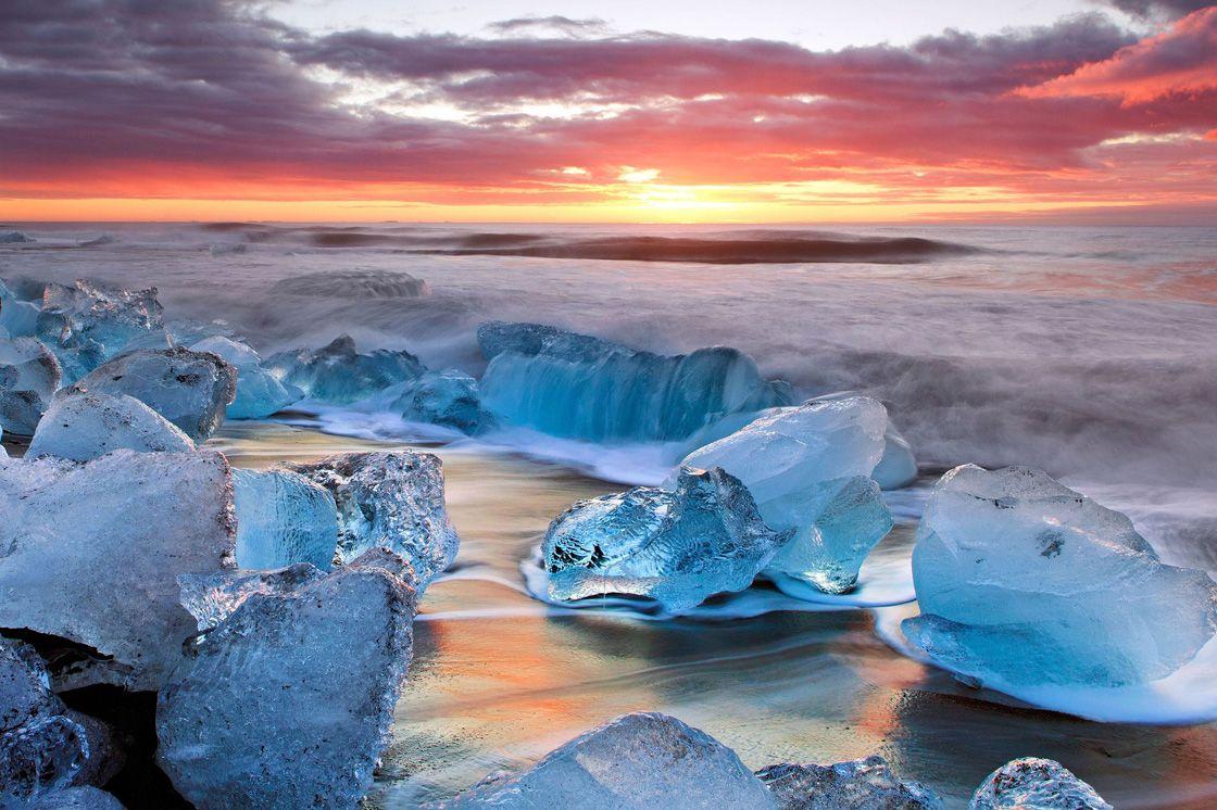Земля огня и льда