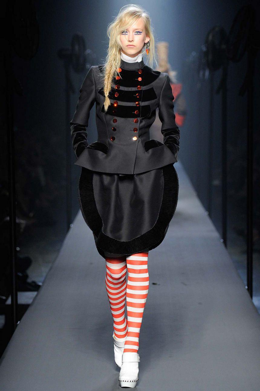 Jean Paul Gaultier. Haute couture осень-зима 2015/2016