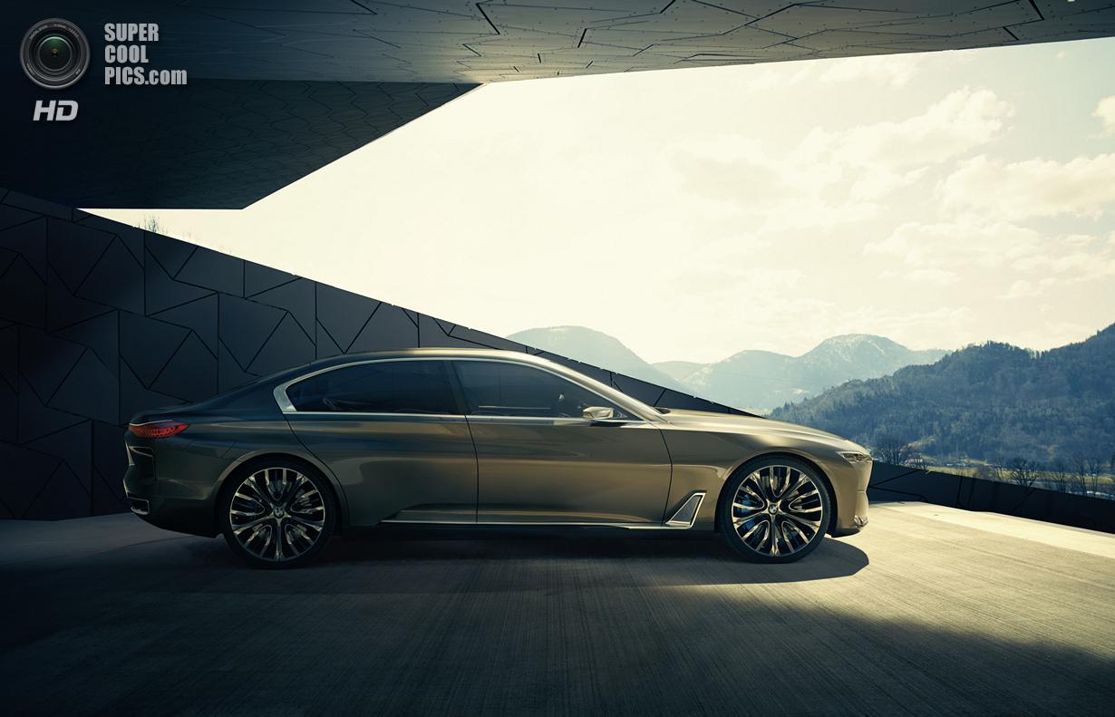 Роскошное будущее в стиле BMW