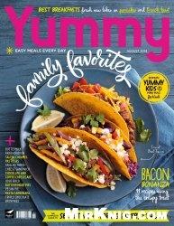 Журнал Yummy - August 2014
