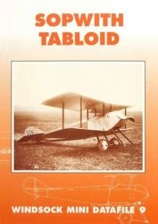 Книга Sopwith Tabloid (Windsock Mini Datafile 9)