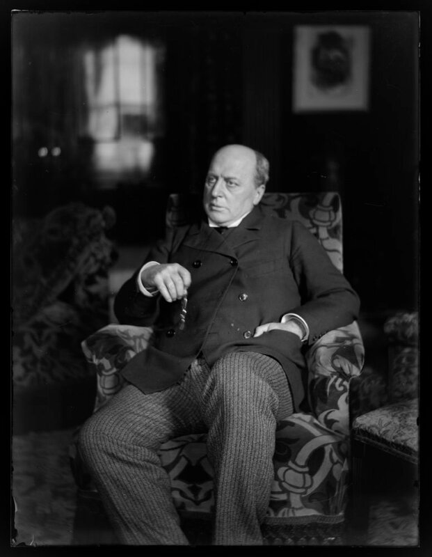 about henry james Henry james (1843-1916) was born on april 15, 1843 to henry james, sr, and his wife, mary walsh robertson his older brother william was born in 1.