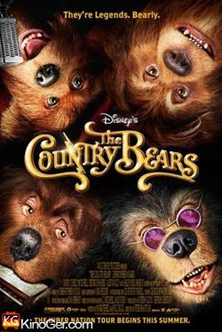 Die Country Bears Hier tobt der Bär (2002)
