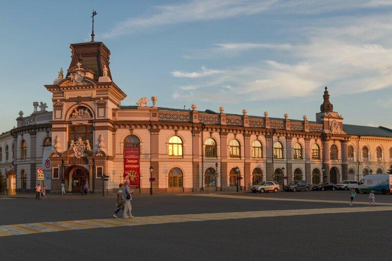 Национальный музей республики Татарстан, Казань