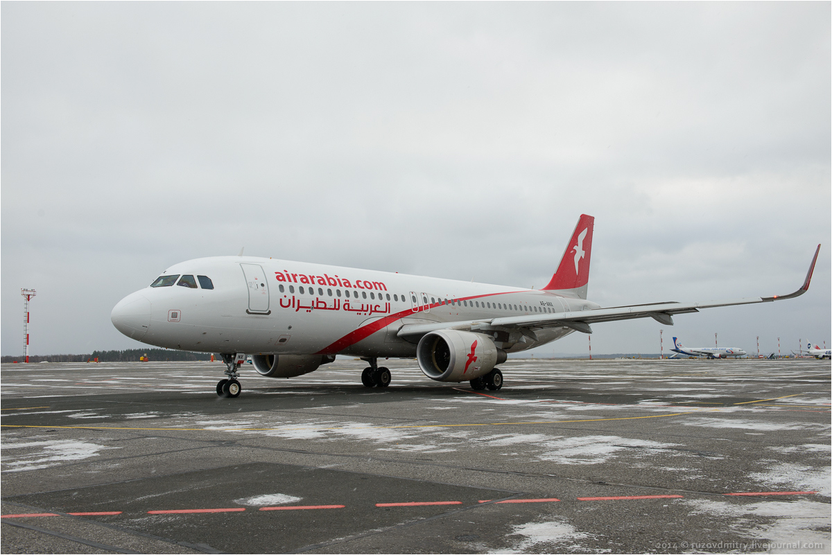 Air Arabia в Самаре