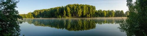 Лето, пруд... Панорама !