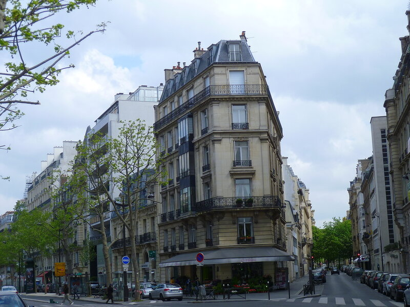 Париж (Paris)