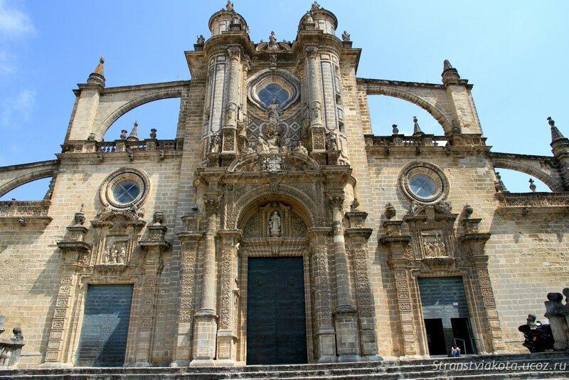 Херес де ла Фронтера, Кафедральный Собор