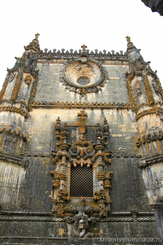 Португалия, Томар, Convento de Cristo