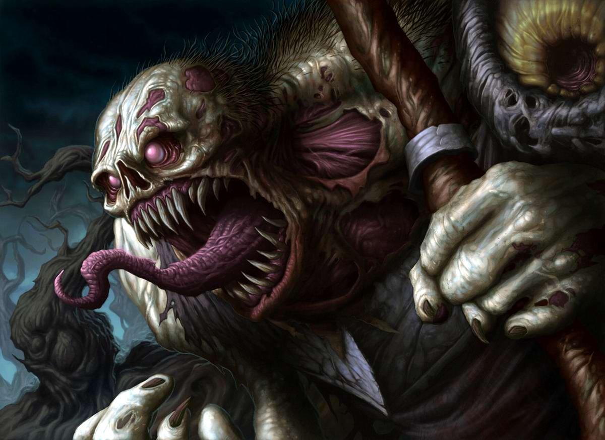 Кладбищенскоое привидение - Dave Allsop