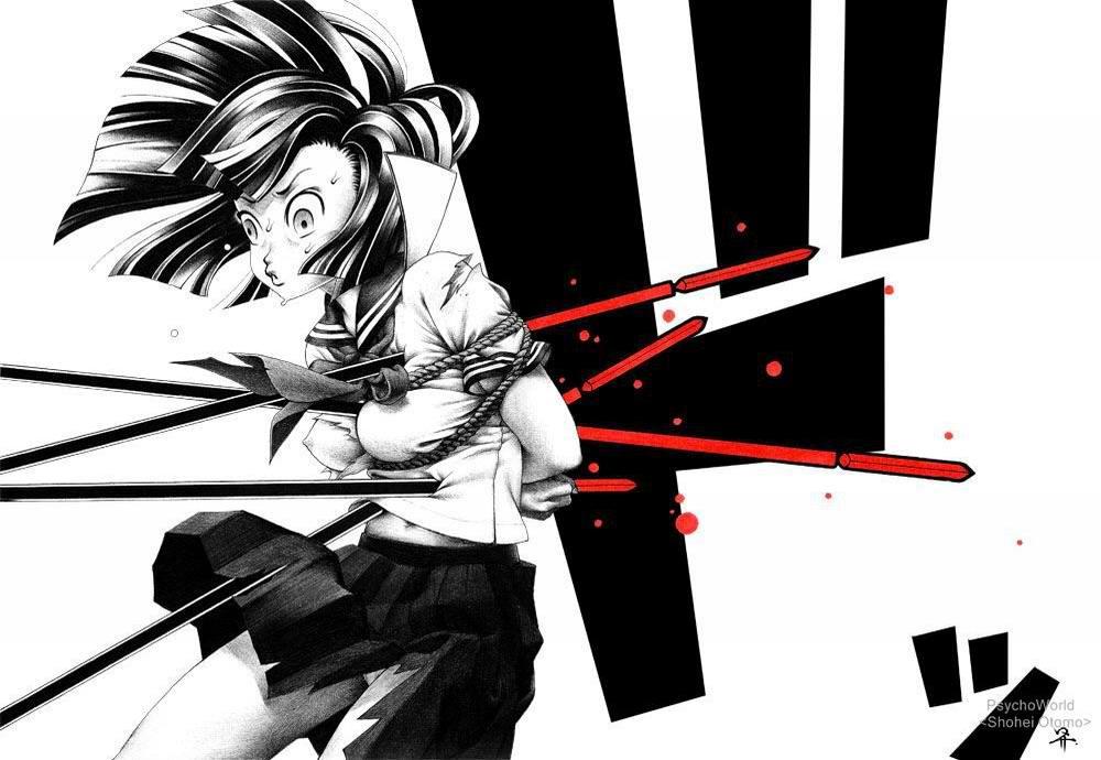 Сумасшедшие рисунки японского художника Shohei Otomo (22)