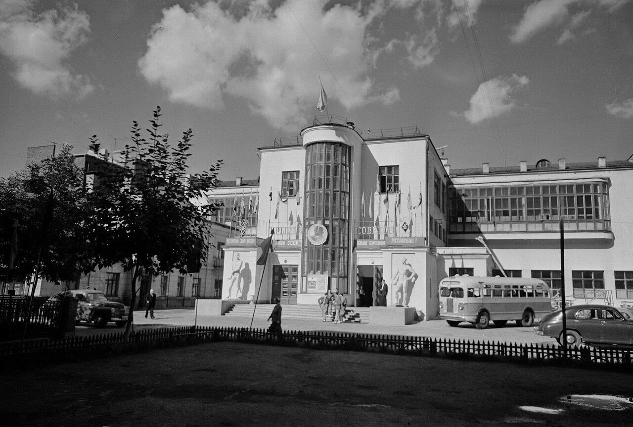 Дом Культуры общества «Крылья Советов»