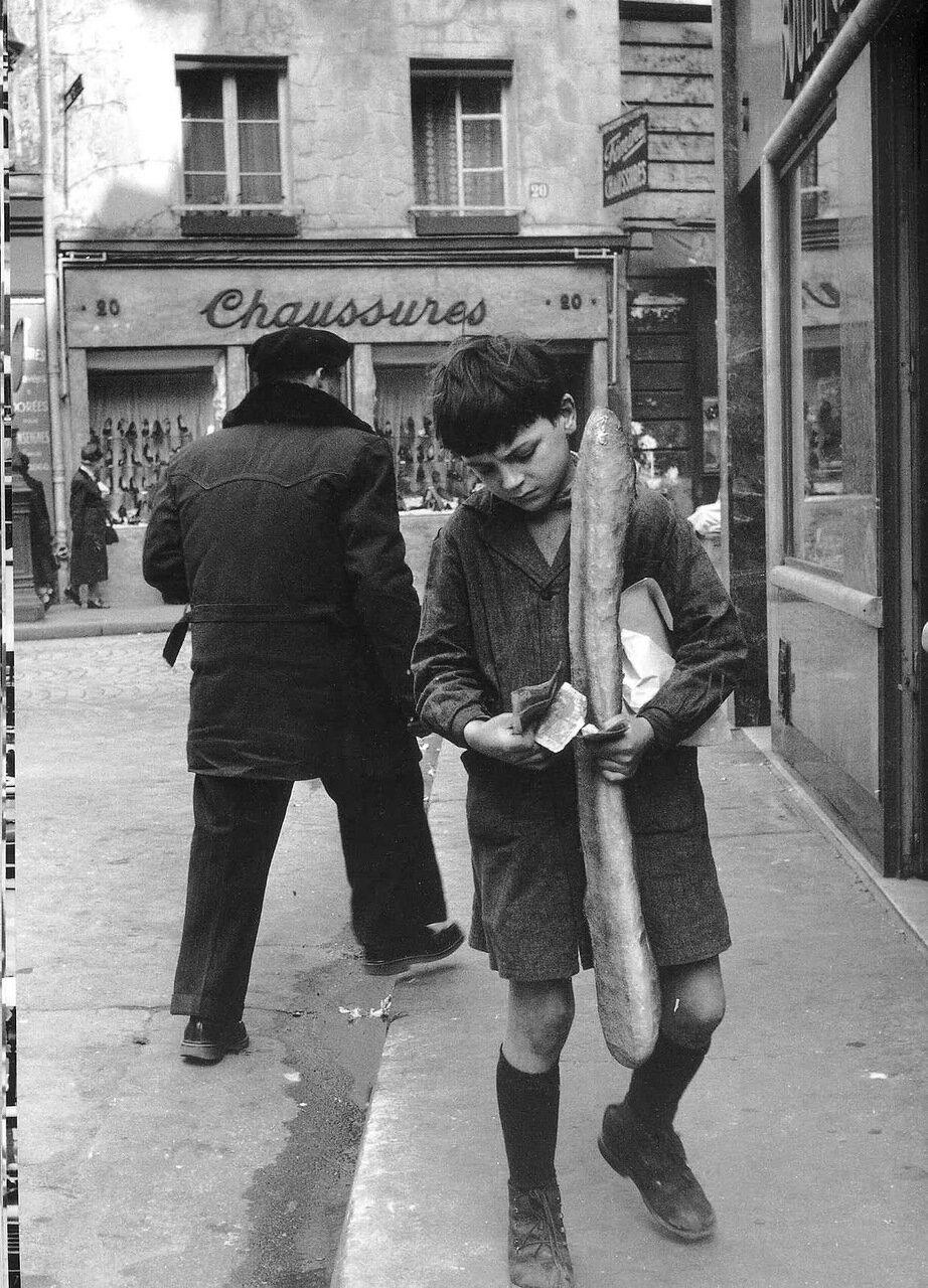 1957. Парижский Багет