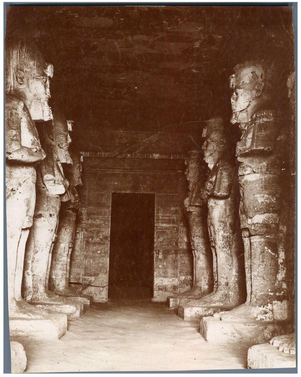 Абу-Симбел. 1880-е