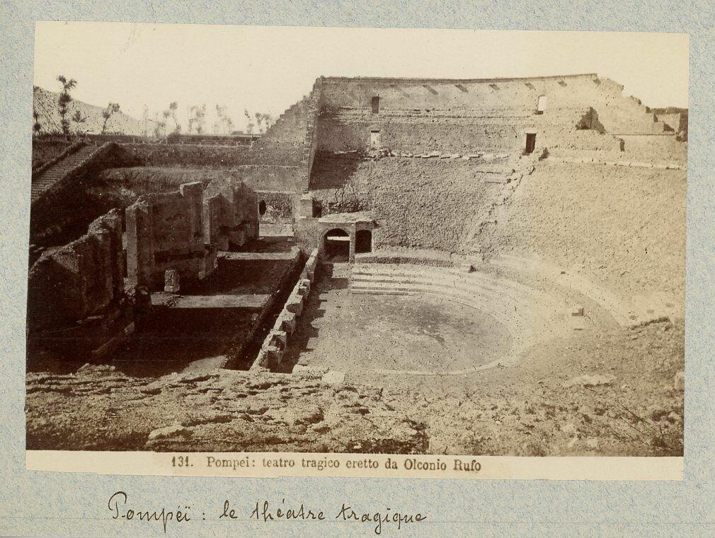 1880. Трагический театр