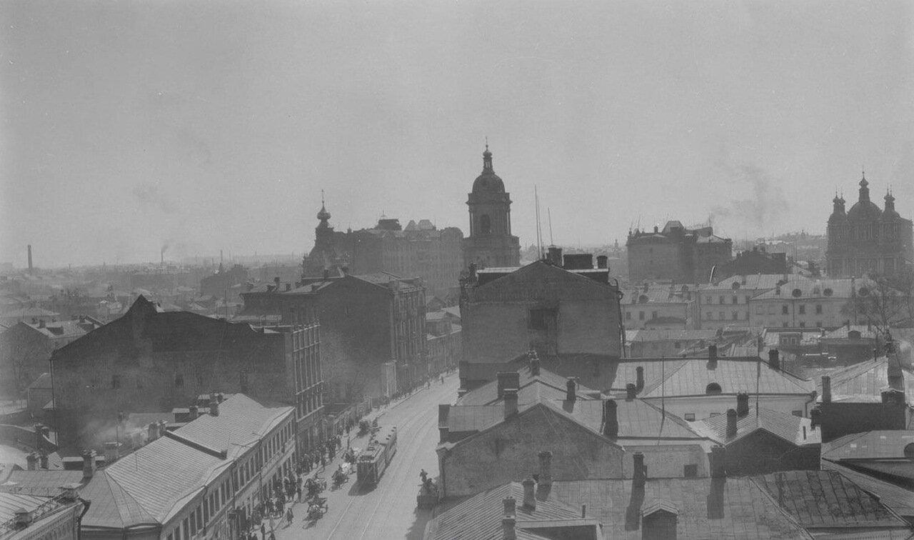 40. Панорама города