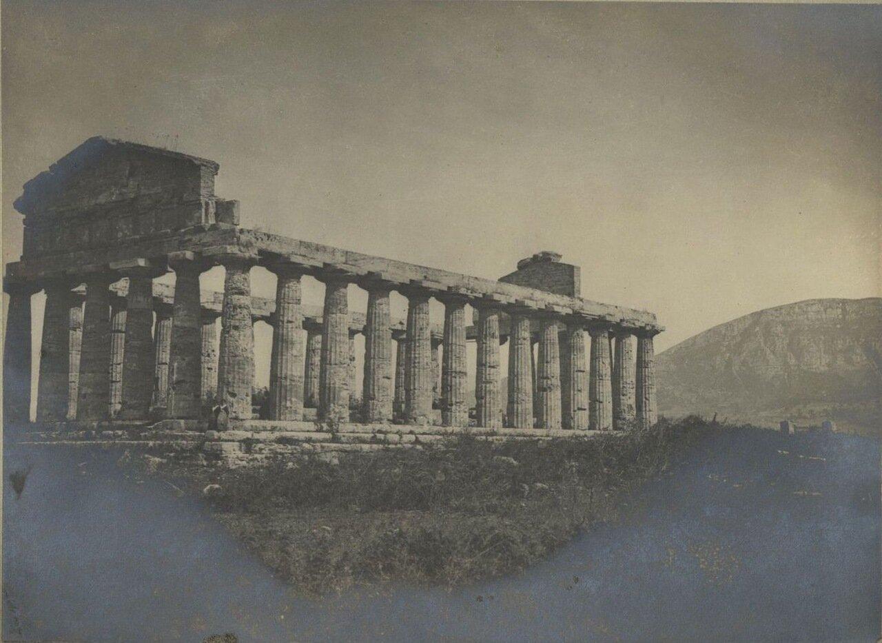 Пестум. Храм Геры