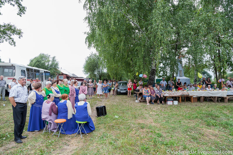 День села Кистыш - родового села Александра Суворова