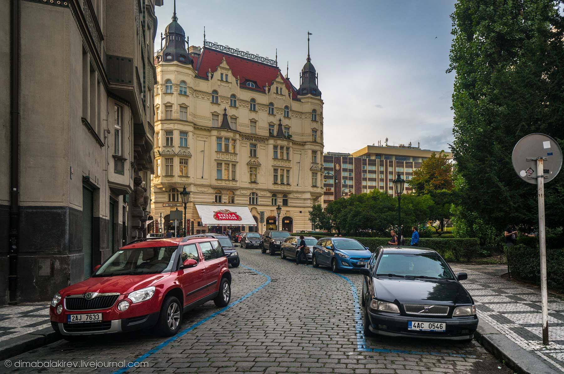 Прага на сигвеях