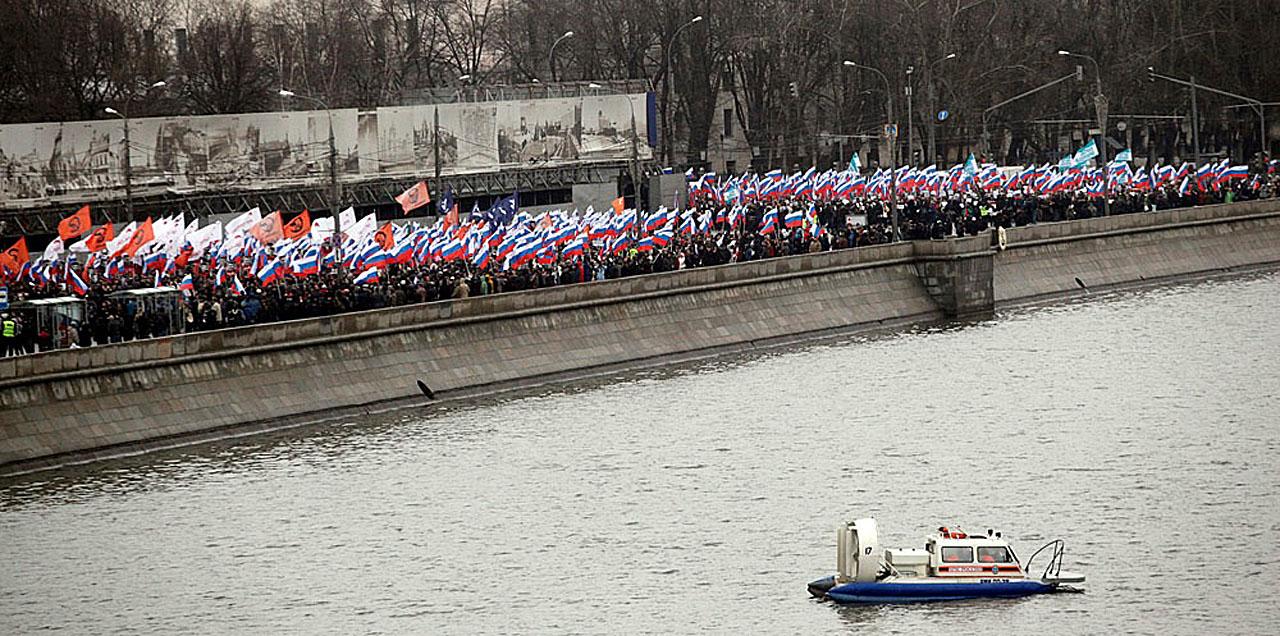 Немцов, марш, Касьянов, Россия, флаги