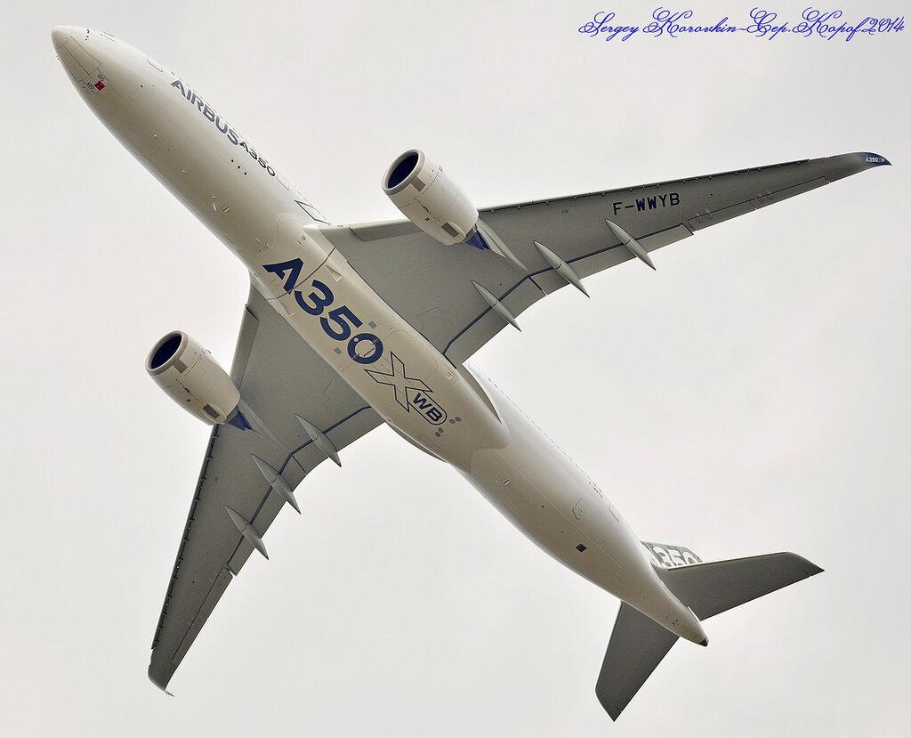 Airbus A350-941 Airbus Industrie F-WWYB №1