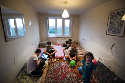 ФМС успешно действует против «резиновых квартир»