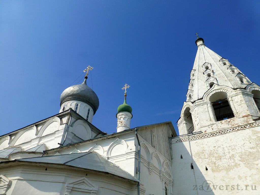 Троицкий собор, Свято-Троицкий Данилов мужской монастырь (Переславль-Залесский)