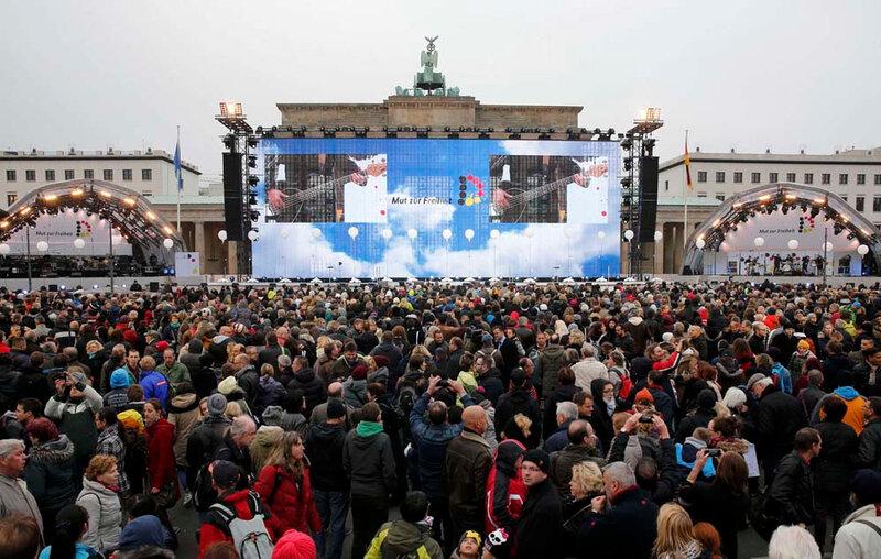 Столица Германии готовится праздновать 25 летие падения Берлинской стены 0 10800a d8ec0676 XL