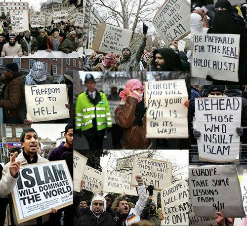 Image result for исламизация запада