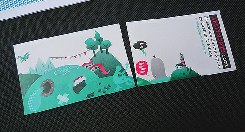 Бизнес визитки   100 лучших