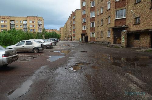 Фото города Инта №7027  Куратова 44, 42 и 48 11.07.2014_13:11