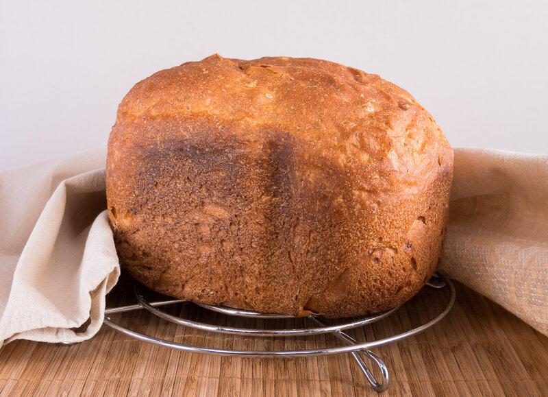 Злаковый хлеб в хлебопечке рецепт