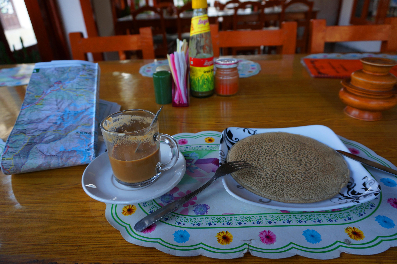 Гималайский завтрак