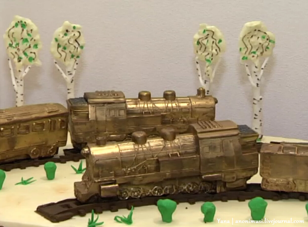 Музей шоколада в Гомеле