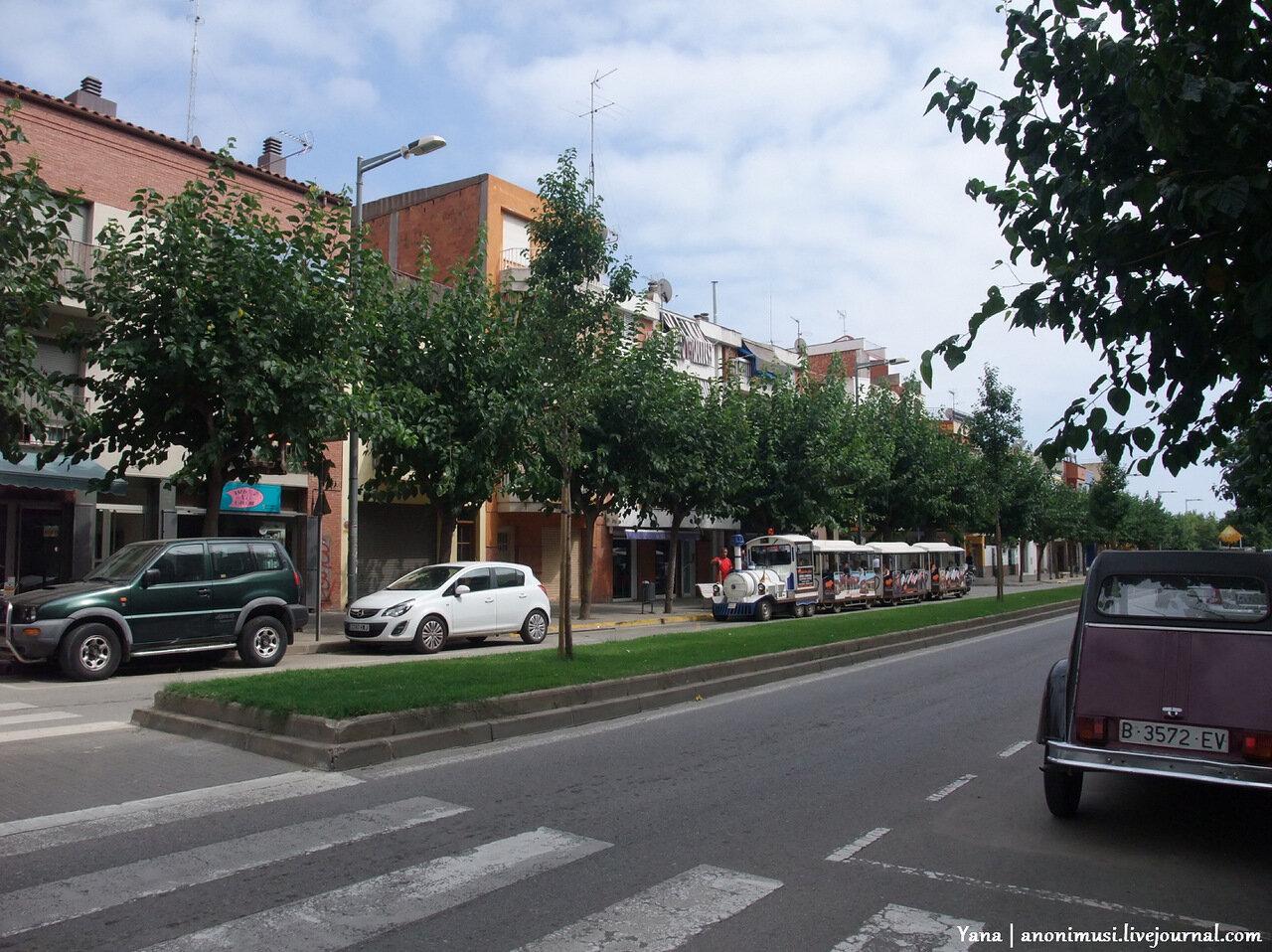Калелья. Каталония. Испания