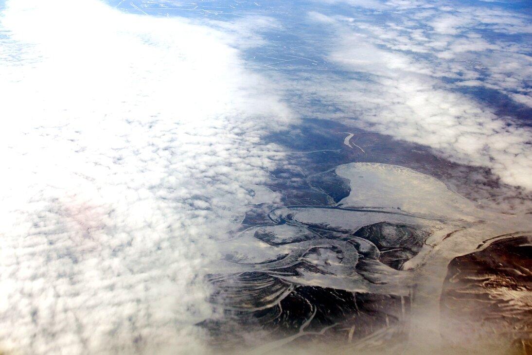 Устье реки Белой