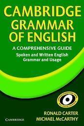 Книга Cambridge Grammar of English