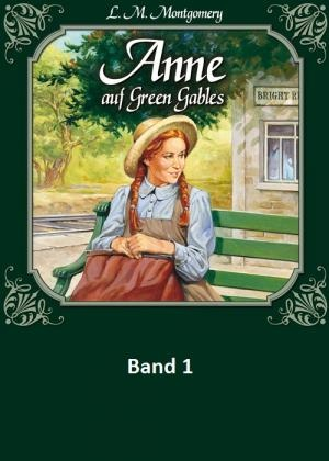 Книга Anne auf Green Gables