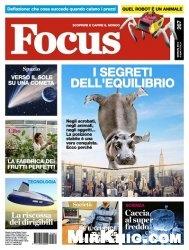 Журнал Focus. It  (Gennaio 2015)