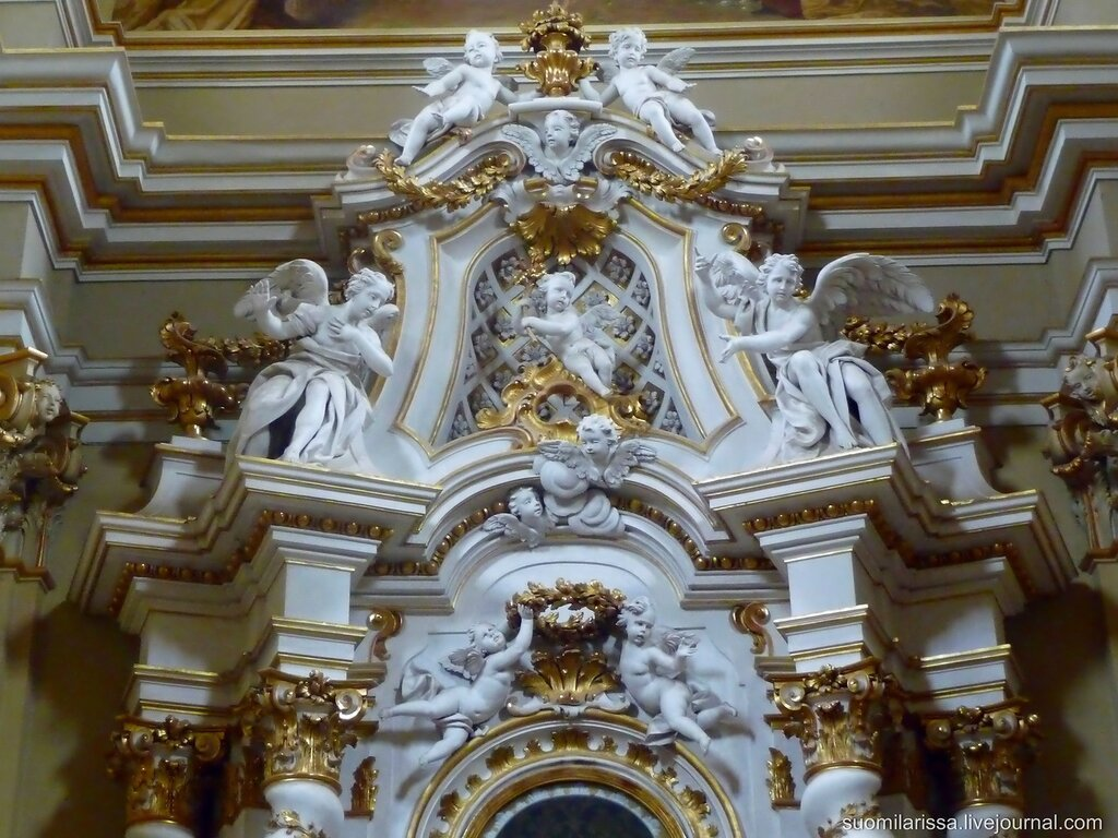Церковь San Giovanni Battista.