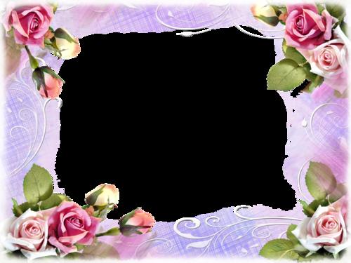 【免抠PNG素材篇】各种漂亮的装饰框素材 第15辑 - 浪漫人生 - .